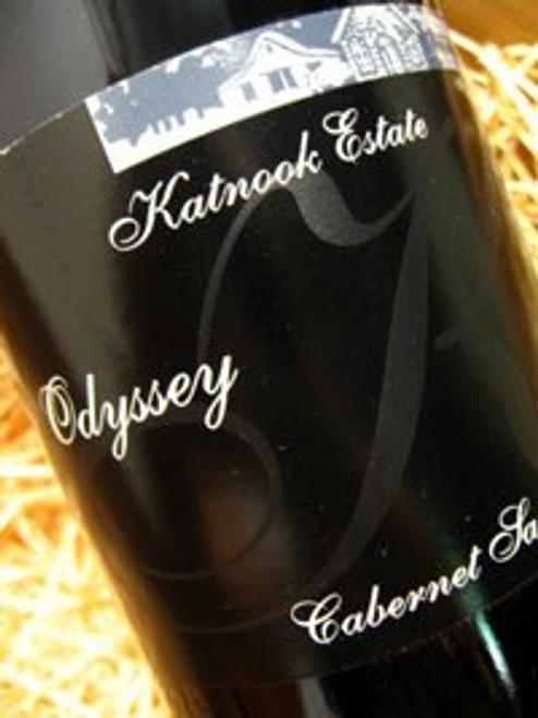 Katnook Estate Odyssey Cabernet Sauvignon 1999