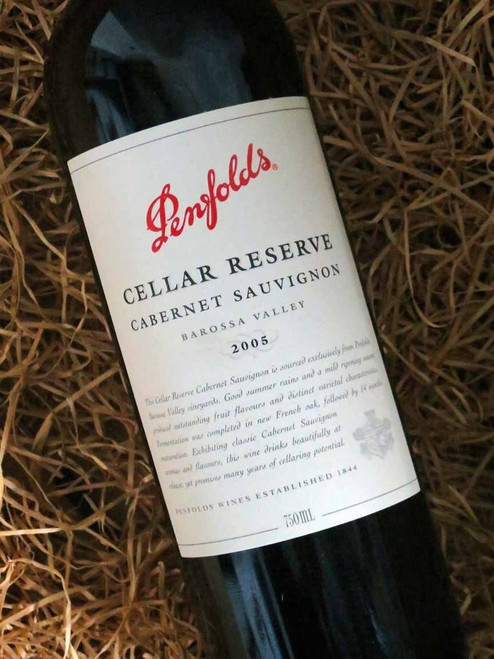 [SOLD-OUT] Penfolds Cellar Reserve Cabernet 2005