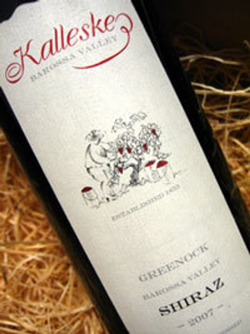 Kalleske Greenock Shiraz 2002
