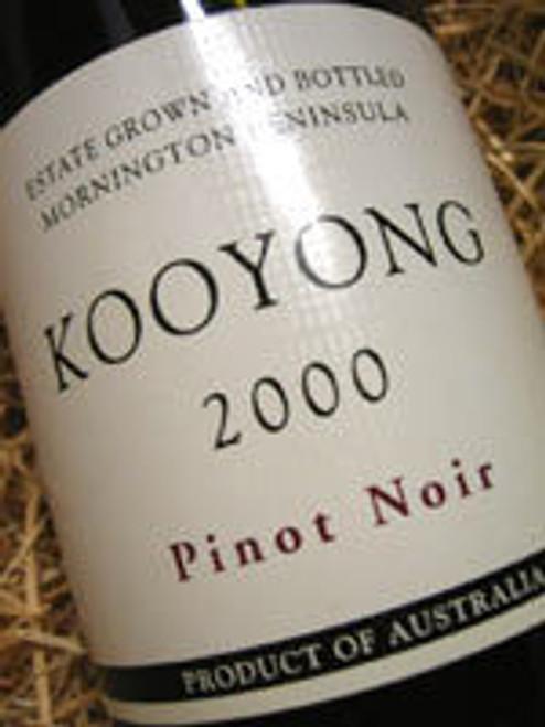 Kooyong Pinot Noir 2000