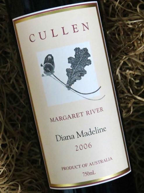 [SOLD-OUT] Cullen Diana Madeline Cabernet Merlot 2006 (Minor Damaged Label)