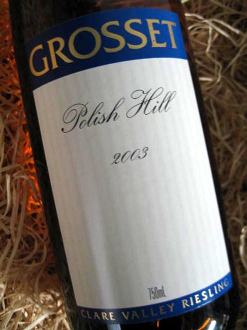 Grosset Polish Hill Riesling 2003