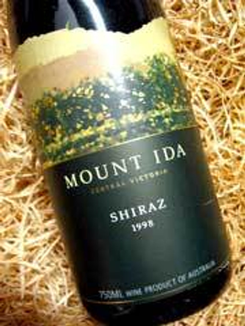 Mount Ida Shiraz 1998
