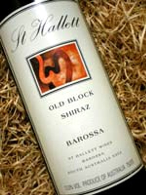 St Hallett Old Block Shiraz 2005