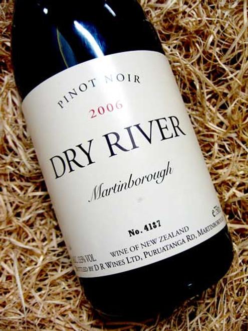 Dry River Pinot Noir 2001