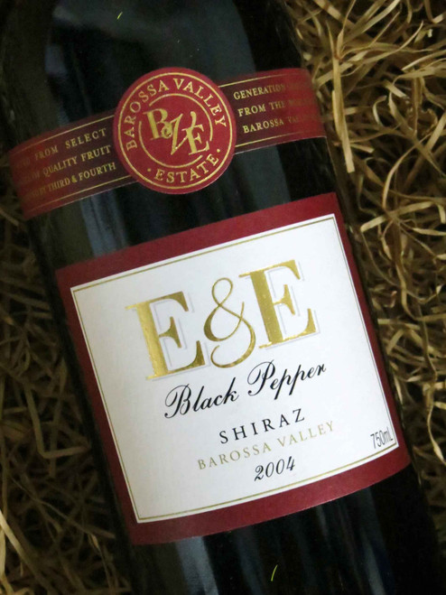 [SOLD-OUT] Barossa Valley Estate E&E Black Pepper Shiraz 2004