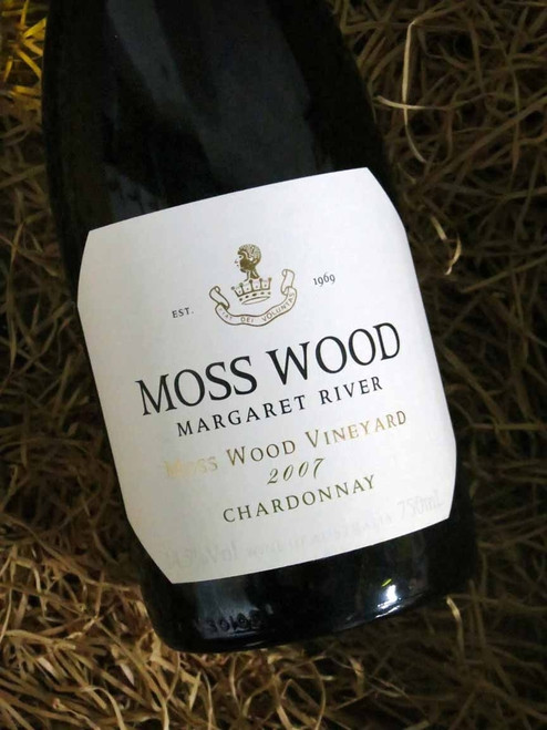 [SOLD-OUT] Moss Wood Chardonnay 2007