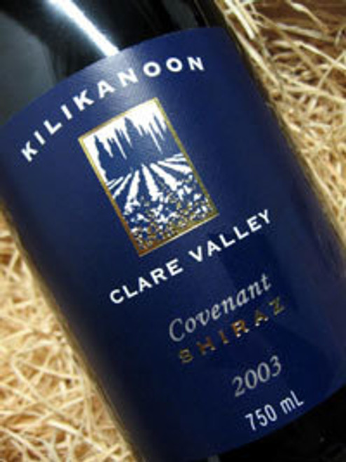 Kilikanoon Covenant Shiraz 2003