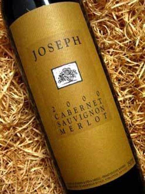 Primo Estate Joseph Moda Cabernet Merlot 2000