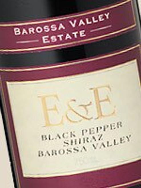 Barossa Valley Estate E&E Black Pepper Shiraz 1995