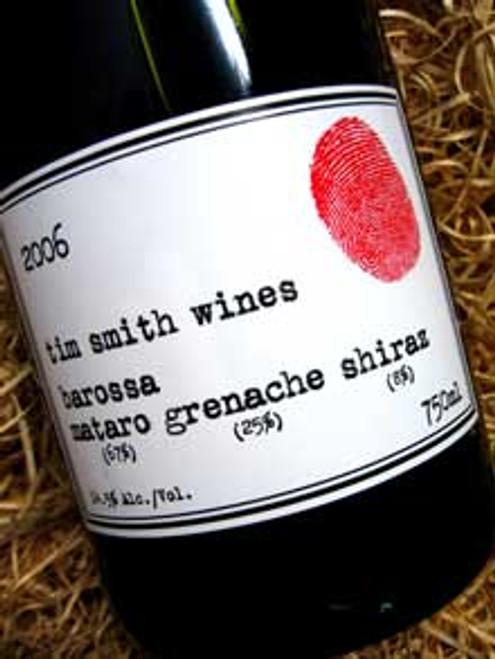 Tim Smith Mataro Grenache Shiraz 2006
