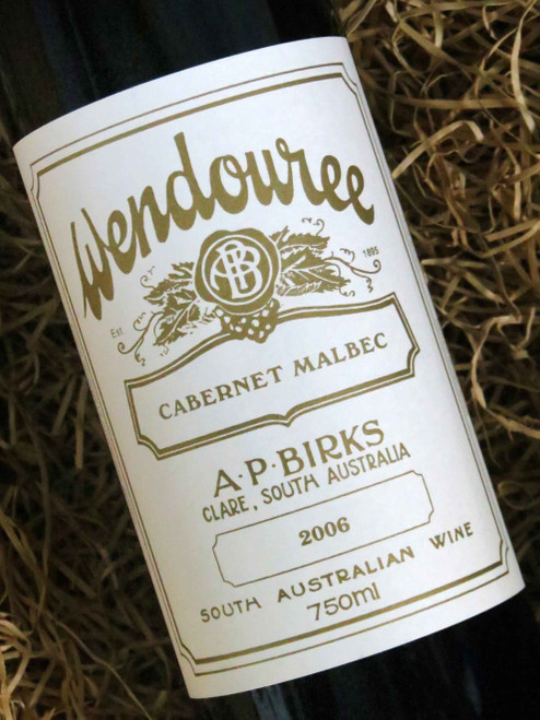 [SOLD-OUT] Wendouree Cabernet Malbec 2006