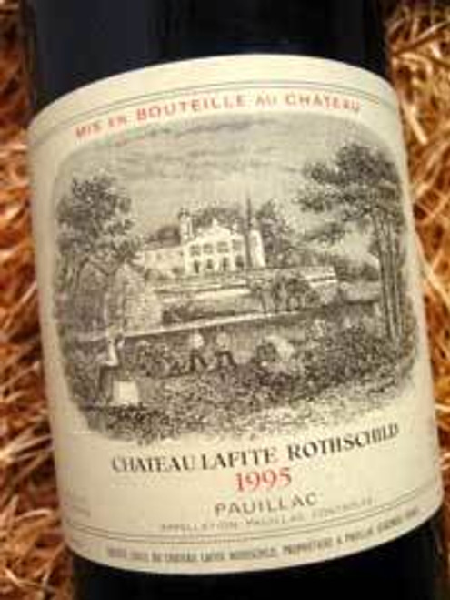 Chateau Lafite Rothschild 1995 375mL***