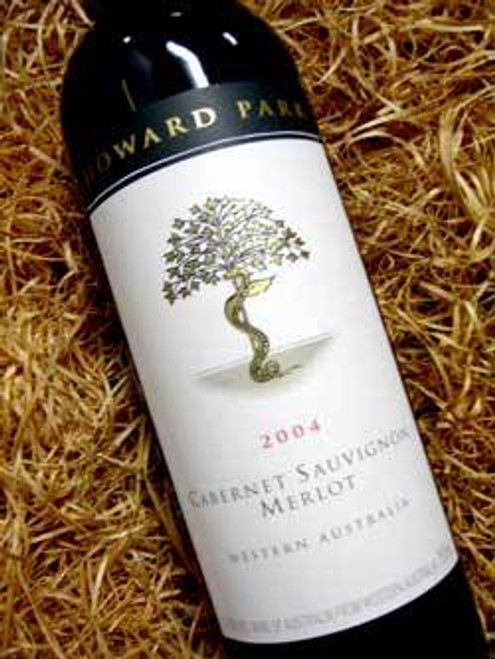 [SOLD-OUT] Howard Park Cabernet Merlot 2004