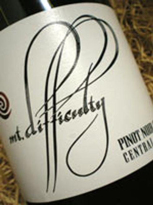 Mount Difficulty Pinot Noir 2007