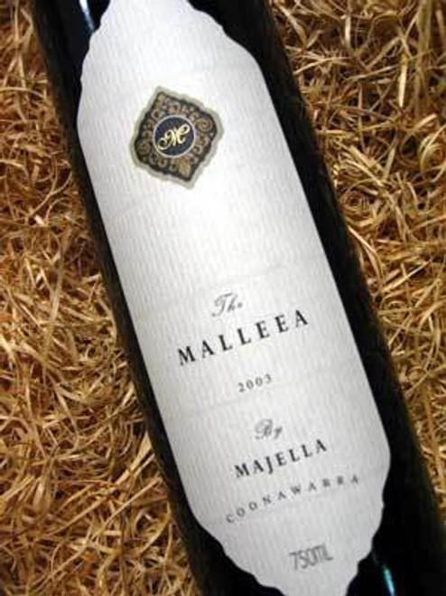 Majella The Malleea Cabernet Shiraz 2004