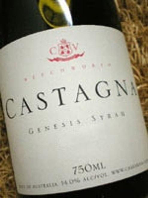 Castagna Genesis Syrah 2000