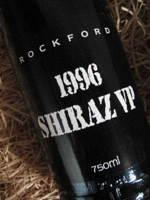 Rockford Shiraz Vintage Port 1996