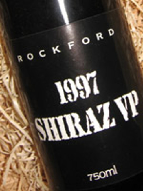 Rockford Shiraz Vintage Port 1997