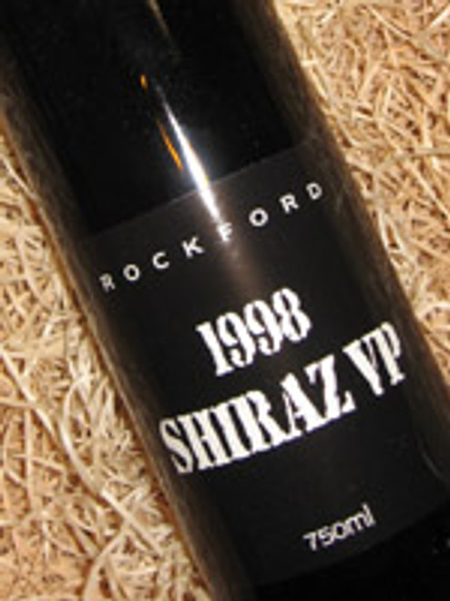 Rockford Shiraz Vintage Port 1998