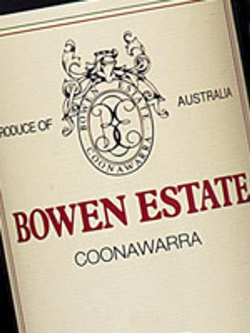 Bowen Estate Cabernet Sauvignon 1998
