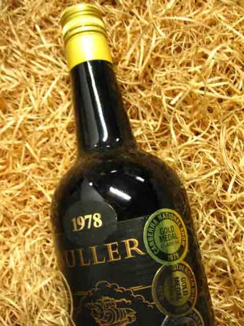 Bullers Calliope Vintage Port 1978