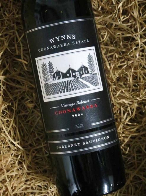 [SOLD-OUT] Wynns Black Label Cabernet Sauvignon 2004