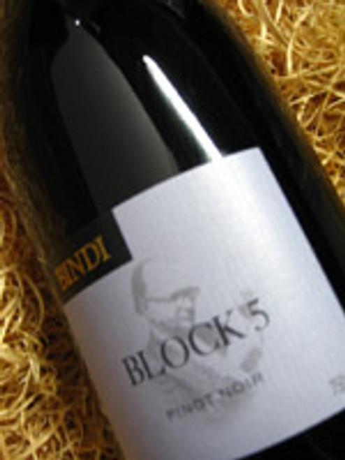 Bindi Block 5 Pinot Noir 2007