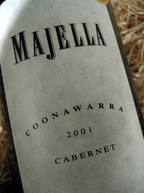 Majella Coonawarra Cabernet Sauvignon 2001