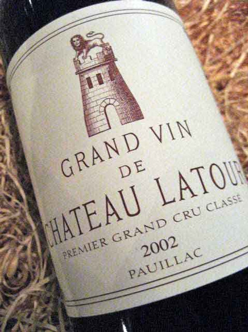 Chateau Latour 2002