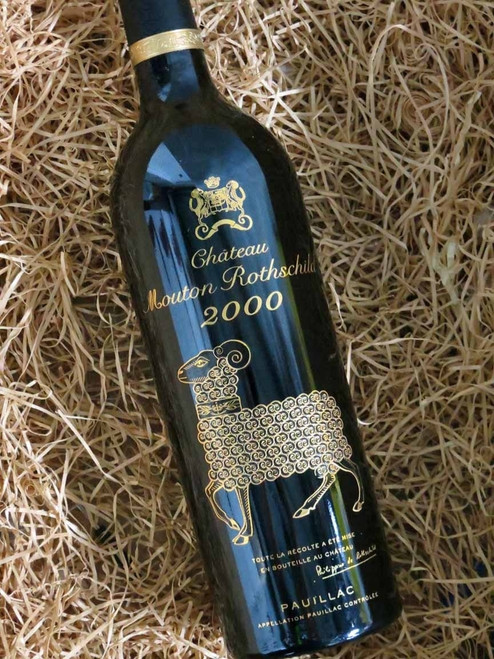 [SOLD-OUT] Chateau Mouton Rothschild 2000