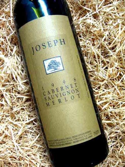 Primo Estate Joseph Moda Cabernet Merlot 1999