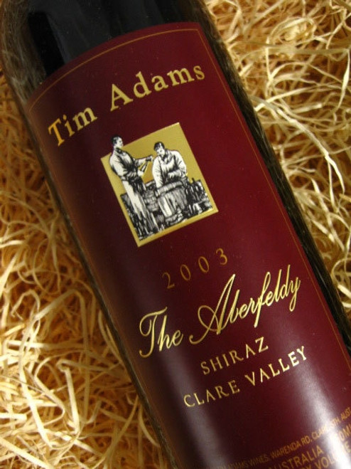 Tim Adams The Aberfeldy Shiraz 2003