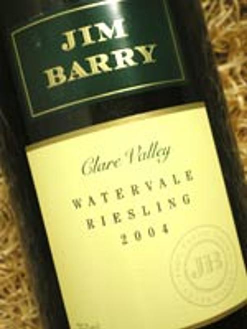 Jim Barry Watervale Riesling 2001