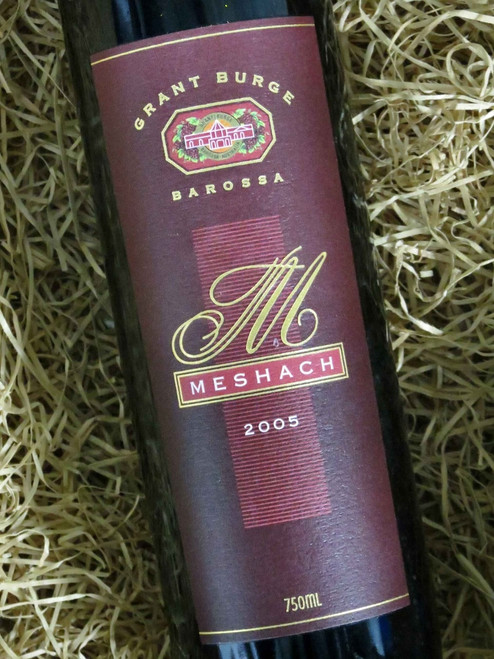 [SOLD-OUT] Grant Burge Meshach Shiraz 2005