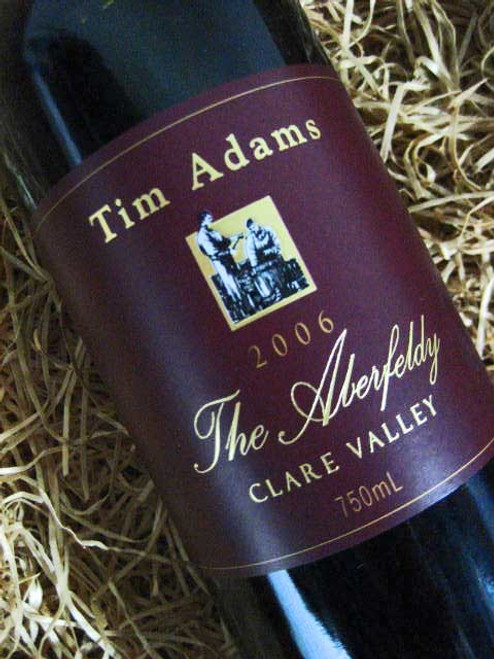 [SOLD-OUT] Tim Adams The Aberfeldy Shiraz 2006