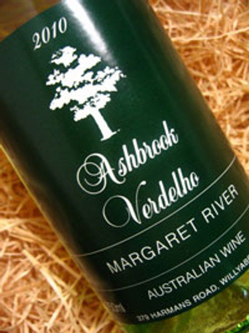 [SOLD-OUT] Ashbrook Estate Verdelho 2010