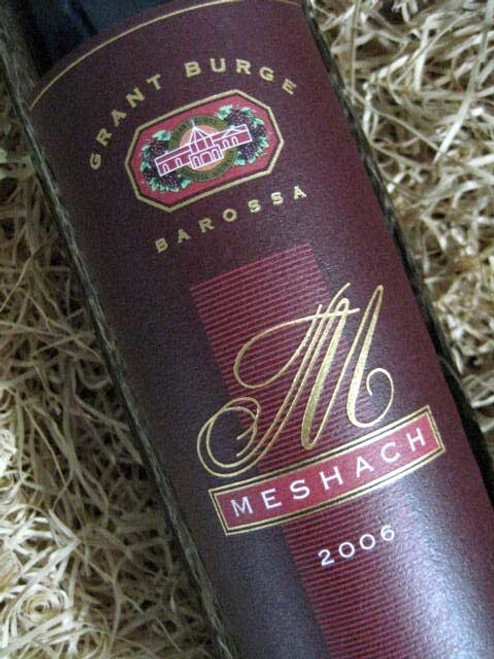 [SOLD-OUT] Grant Burge Meshach Shiraz 2006