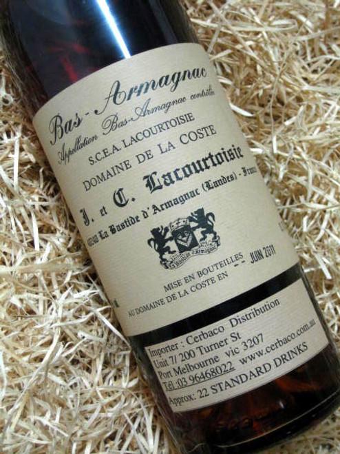Lacourtoisie Grand Bas Armagnac 1982