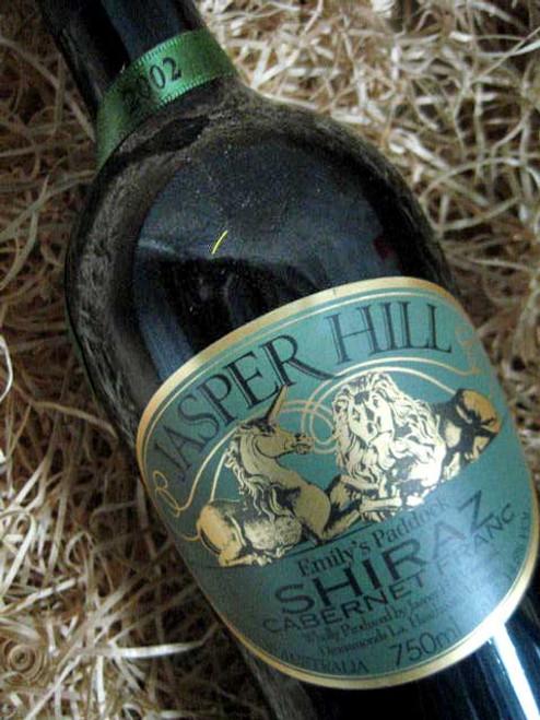 Jasper Hill Emily's Paddock 2002