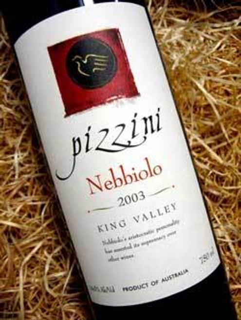 Pizzini Nebbiolo 2003