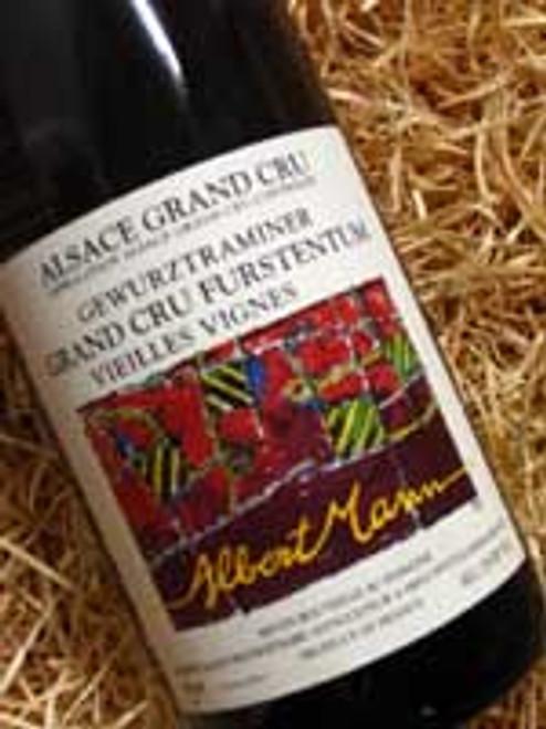 Albert Mann Furstentum Vieilles Vignes Gewurztraminer 2004