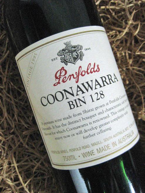 [SOLD-OUT] Penfolds Bin 128 1995 (Damaged Label)