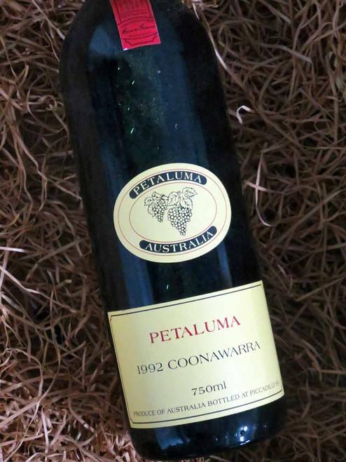 [SOLD-OUT] Petaluma Coonawarra Cabernet Merlot 1992