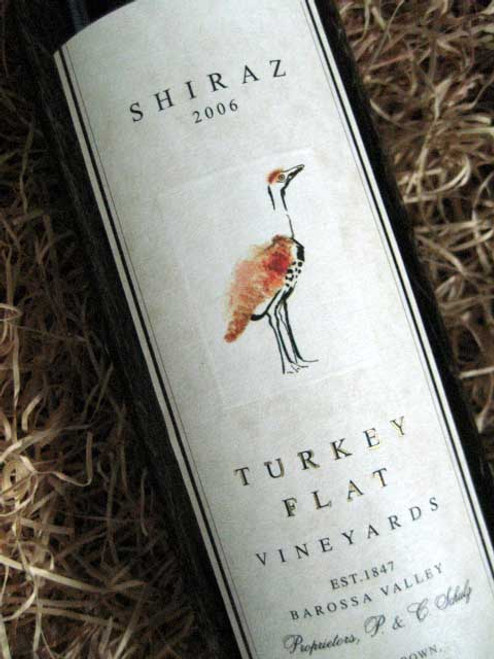 Turkey Flat Shiraz 2006