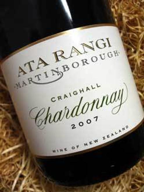 Ata Rangi Craighall Chardonnay 2007