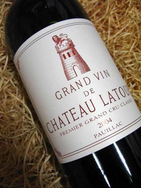 Chateau Latour 2004