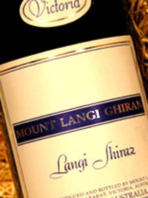 Mount Langi Ghiran Langi Shiraz 2005