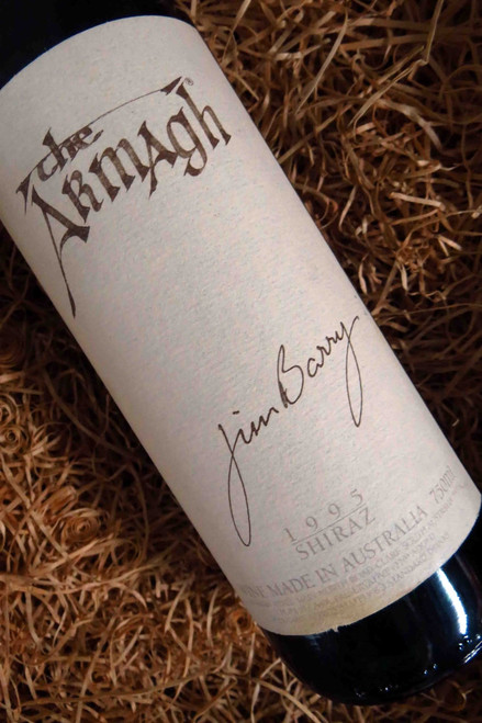 [SOLD-OUT] Jim Barry The Armagh Shiraz 1995