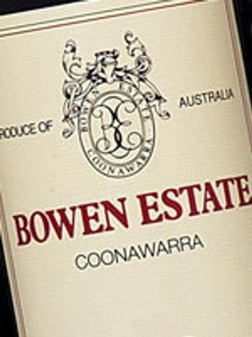 Bowen Estate Cabernet Sauvignon 2003